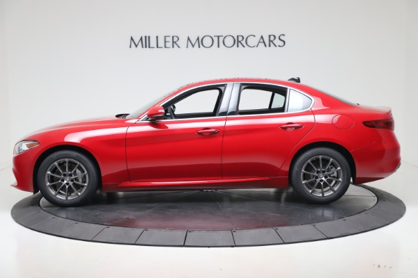 New 2020 Alfa Romeo Giulia Q4 for sale $44,845 at Rolls-Royce Motor Cars Greenwich in Greenwich CT 06830 3