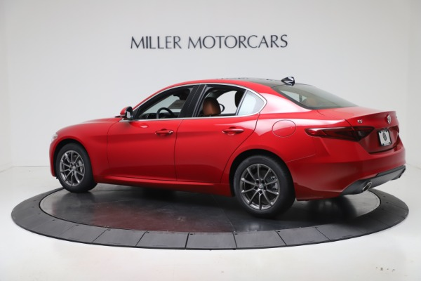 New 2020 Alfa Romeo Giulia Q4 for sale $44,845 at Rolls-Royce Motor Cars Greenwich in Greenwich CT 06830 4