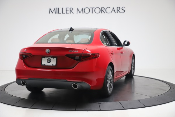 New 2020 Alfa Romeo Giulia Q4 for sale $44,845 at Rolls-Royce Motor Cars Greenwich in Greenwich CT 06830 7