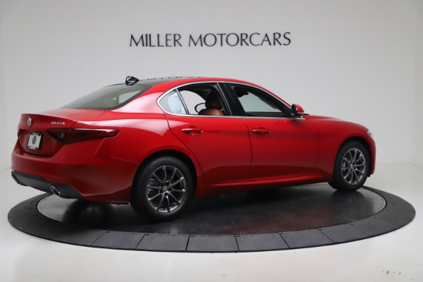 New 2020 Alfa Romeo Giulia Q4 for sale $44,845 at Rolls-Royce Motor Cars Greenwich in Greenwich CT 06830 8