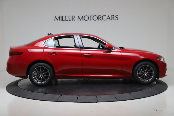 New 2020 Alfa Romeo Giulia Q4 for sale $44,845 at Rolls-Royce Motor Cars Greenwich in Greenwich CT 06830 9