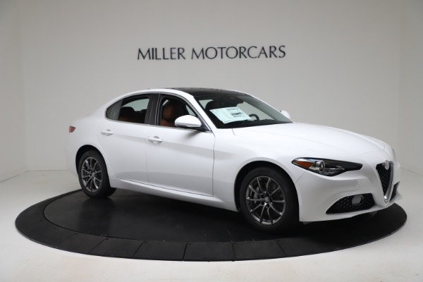 New 2020 Alfa Romeo Giulia Q4 for sale Sold at Rolls-Royce Motor Cars Greenwich in Greenwich CT 06830 10