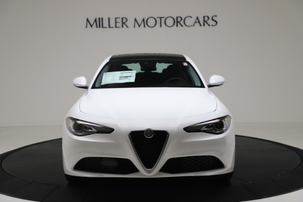 New 2020 Alfa Romeo Giulia Q4 for sale Sold at Rolls-Royce Motor Cars Greenwich in Greenwich CT 06830 12