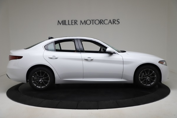 New 2020 Alfa Romeo Giulia Q4 for sale Sold at Rolls-Royce Motor Cars Greenwich in Greenwich CT 06830 9