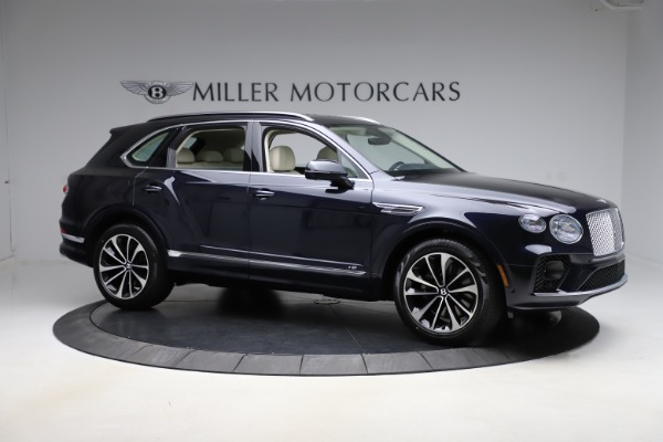 New 2021 Bentley Bentayga V8 for sale Sold at Rolls-Royce Motor Cars Greenwich in Greenwich CT 06830 10