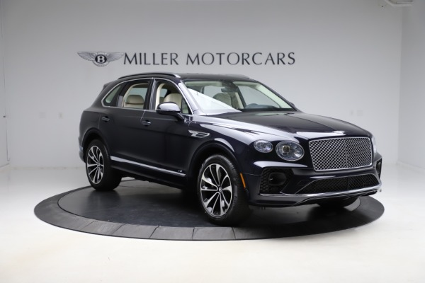 New 2021 Bentley Bentayga V8 for sale Sold at Rolls-Royce Motor Cars Greenwich in Greenwich CT 06830 11