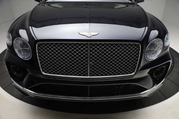 New 2021 Bentley Bentayga V8 for sale Sold at Rolls-Royce Motor Cars Greenwich in Greenwich CT 06830 13