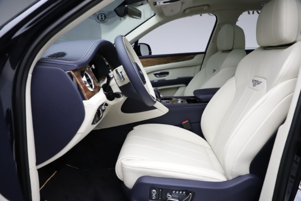 New 2021 Bentley Bentayga V8 for sale Sold at Rolls-Royce Motor Cars Greenwich in Greenwich CT 06830 20