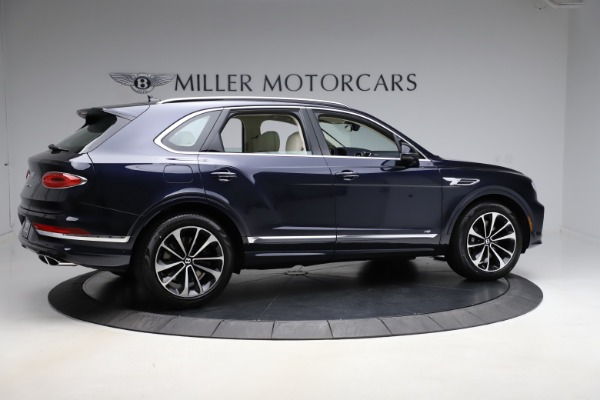 New 2021 Bentley Bentayga V8 for sale $205,540 at Rolls-Royce Motor Cars Greenwich in Greenwich CT 06830 8