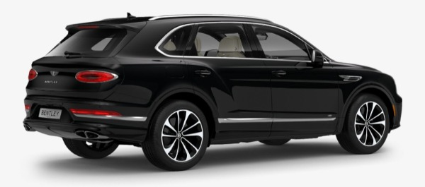 New 2021 Bentley Bentayga V8 for sale Sold at Rolls-Royce Motor Cars Greenwich in Greenwich CT 06830 3