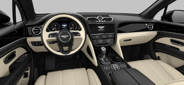 New 2021 Bentley Bentayga V8 for sale Sold at Rolls-Royce Motor Cars Greenwich in Greenwich CT 06830 6