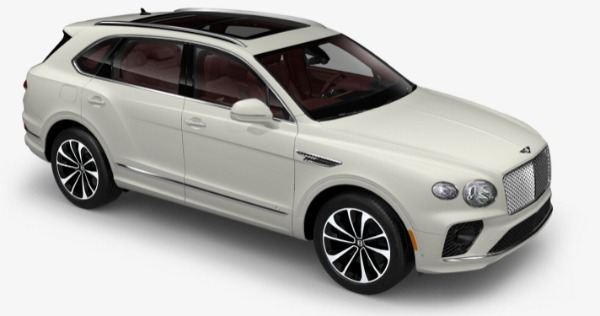 New 2021 Bentley Bentayga V8 for sale $199,290 at Rolls-Royce Motor Cars Greenwich in Greenwich CT 06830 5