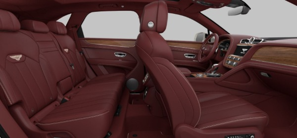 New 2021 Bentley Bentayga V8 for sale $199,290 at Rolls-Royce Motor Cars Greenwich in Greenwich CT 06830 9