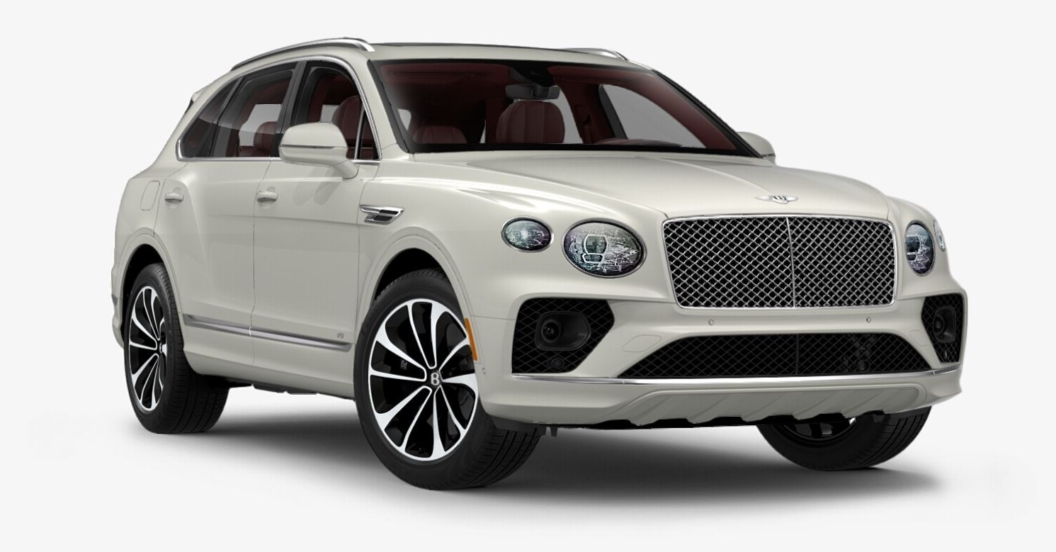 New 2021 Bentley Bentayga V8 for sale $199,290 at Rolls-Royce Motor Cars Greenwich in Greenwich CT 06830 1