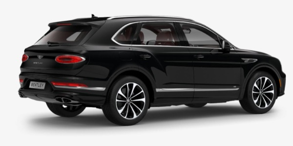 New 2021 Bentley Bentayga V8 for sale $206,415 at Rolls-Royce Motor Cars Greenwich in Greenwich CT 06830 3