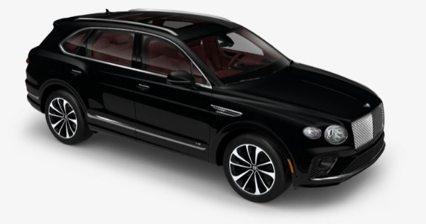 New 2021 Bentley Bentayga V8 for sale $206,415 at Rolls-Royce Motor Cars Greenwich in Greenwich CT 06830 5