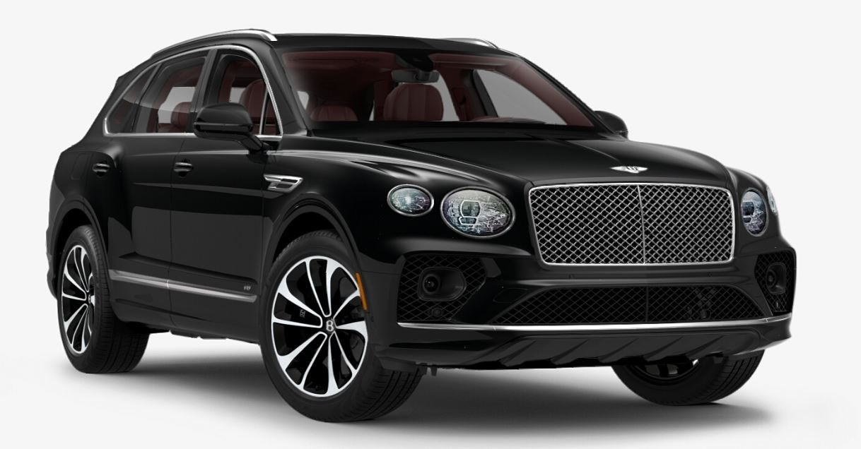New 2021 Bentley Bentayga V8 for sale $206,415 at Rolls-Royce Motor Cars Greenwich in Greenwich CT 06830 1