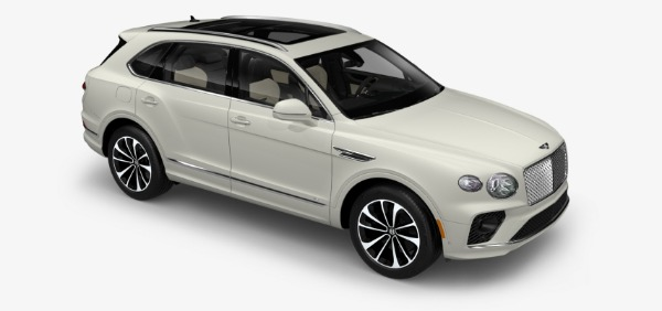 New 2021 Bentley Bentayga V8 for sale Sold at Rolls-Royce Motor Cars Greenwich in Greenwich CT 06830 5
