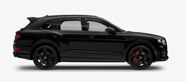 New 2021 Bentley Bentayga V8 for sale $223,710 at Rolls-Royce Motor Cars Greenwich in Greenwich CT 06830 2