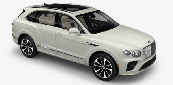 New 2021 Bentley Bentayga V8 for sale $204,855 at Rolls-Royce Motor Cars Greenwich in Greenwich CT 06830 5