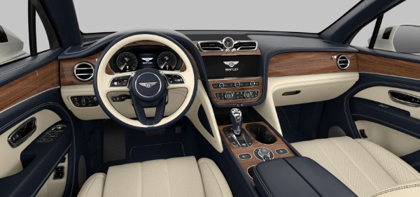 New 2021 Bentley Bentayga V8 for sale $204,855 at Rolls-Royce Motor Cars Greenwich in Greenwich CT 06830 6