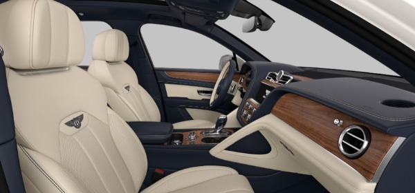 New 2021 Bentley Bentayga V8 for sale $204,855 at Rolls-Royce Motor Cars Greenwich in Greenwich CT 06830 7