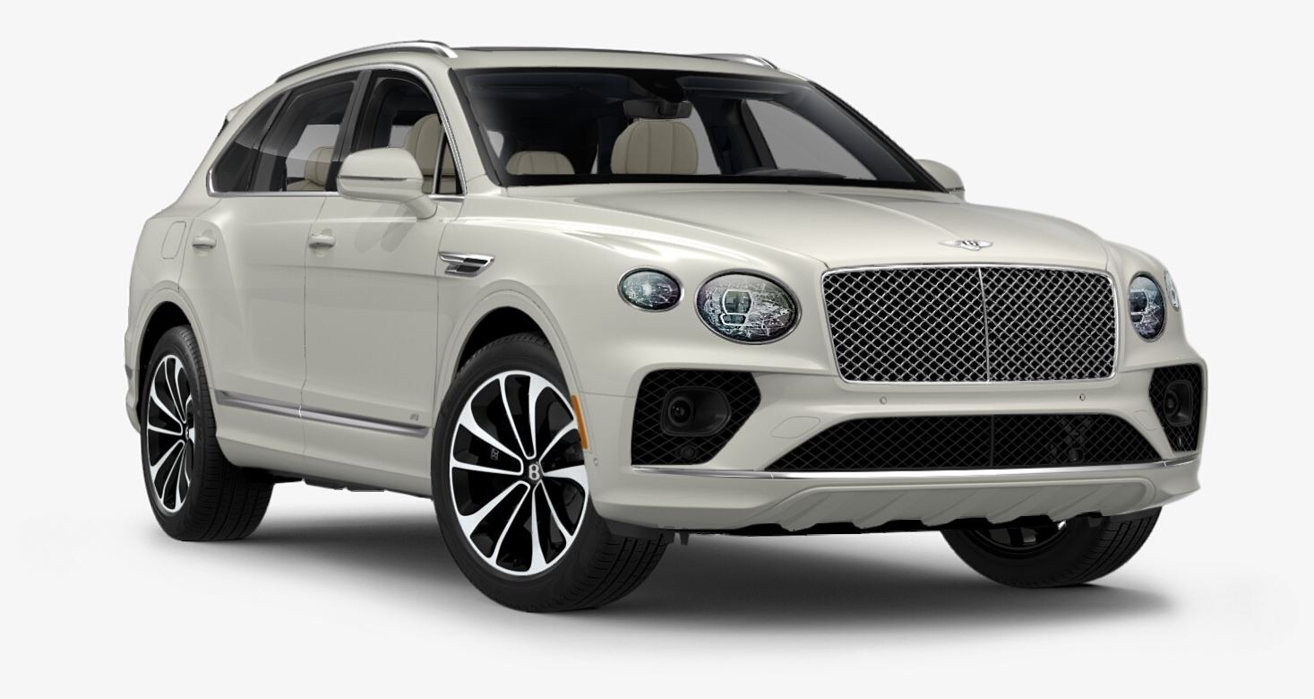 New 2021 Bentley Bentayga V8 for sale $204,855 at Rolls-Royce Motor Cars Greenwich in Greenwich CT 06830 1