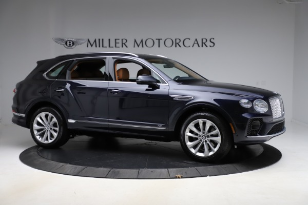 New 2021 Bentley Bentayga V8 for sale $203,205 at Rolls-Royce Motor Cars Greenwich in Greenwich CT 06830 10