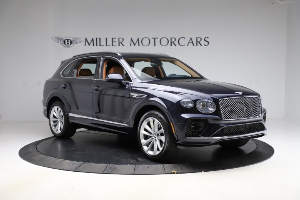 New 2021 Bentley Bentayga V8 for sale $203,205 at Rolls-Royce Motor Cars Greenwich in Greenwich CT 06830 11
