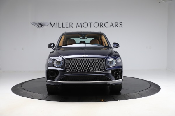 New 2021 Bentley Bentayga V8 for sale $203,205 at Rolls-Royce Motor Cars Greenwich in Greenwich CT 06830 12