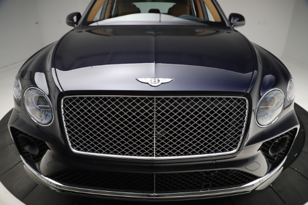 New 2021 Bentley Bentayga V8 for sale $203,205 at Rolls-Royce Motor Cars Greenwich in Greenwich CT 06830 13
