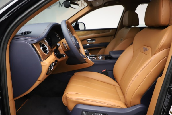 New 2021 Bentley Bentayga V8 for sale $203,205 at Rolls-Royce Motor Cars Greenwich in Greenwich CT 06830 19
