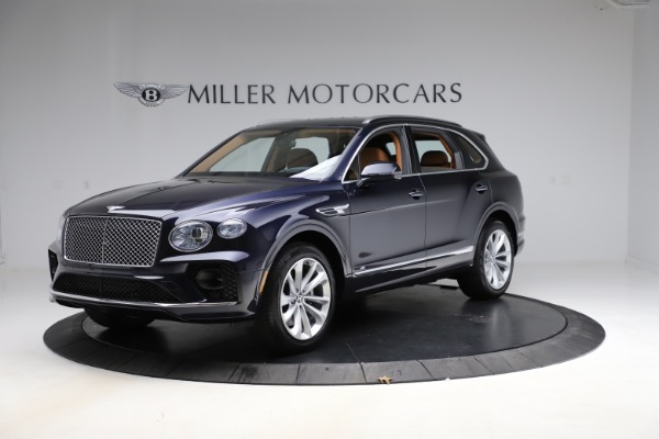 New 2021 Bentley Bentayga V8 for sale $203,205 at Rolls-Royce Motor Cars Greenwich in Greenwich CT 06830 2