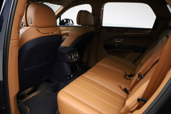 New 2021 Bentley Bentayga V8 for sale $203,205 at Rolls-Royce Motor Cars Greenwich in Greenwich CT 06830 21