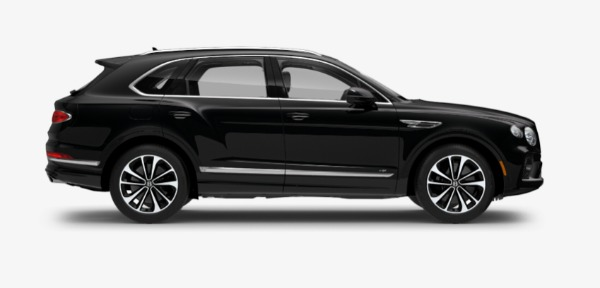 New 2021 Bentley Bentayga V8 for sale $207,765 at Rolls-Royce Motor Cars Greenwich in Greenwich CT 06830 2