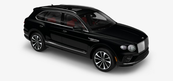 New 2021 Bentley Bentayga V8 for sale $207,765 at Rolls-Royce Motor Cars Greenwich in Greenwich CT 06830 5