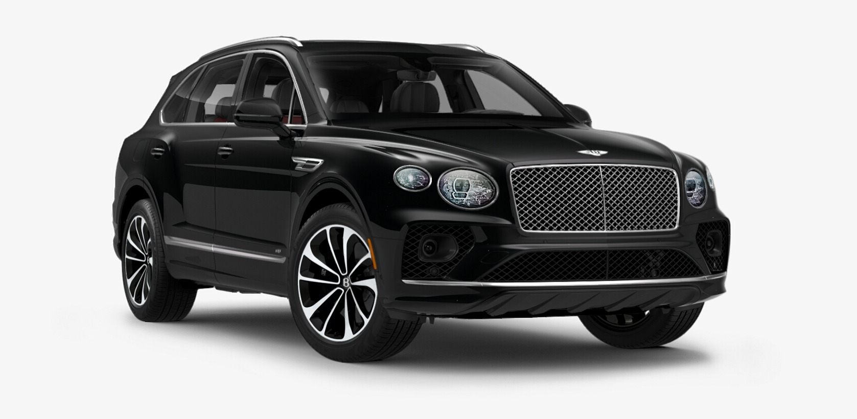 New 2021 Bentley Bentayga V8 for sale $207,765 at Rolls-Royce Motor Cars Greenwich in Greenwich CT 06830 1