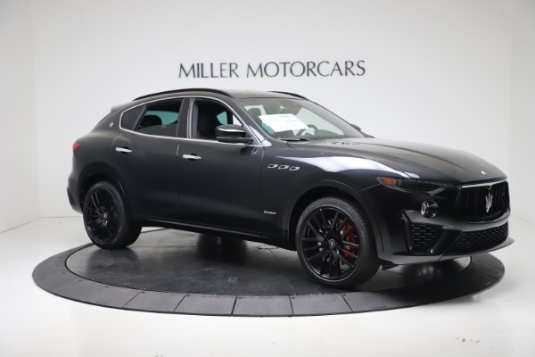 New 2020 Maserati Levante S Q4 GranSport for sale $102,985 at Rolls-Royce Motor Cars Greenwich in Greenwich CT 06830 10