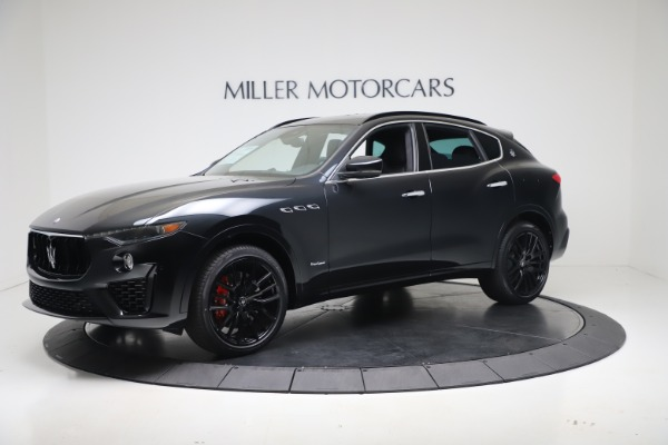 New 2020 Maserati Levante S Q4 GranSport for sale $102,985 at Rolls-Royce Motor Cars Greenwich in Greenwich CT 06830 2