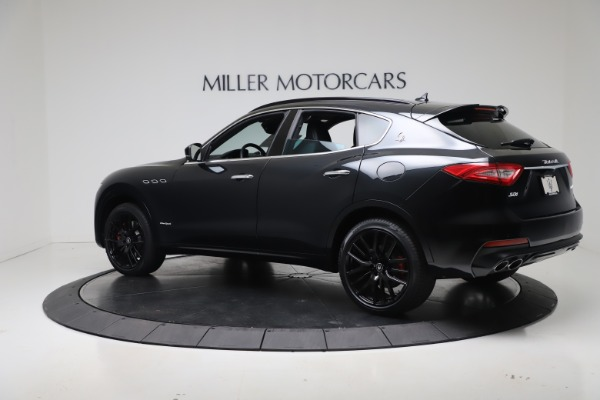 New 2020 Maserati Levante S Q4 GranSport for sale $102,985 at Rolls-Royce Motor Cars Greenwich in Greenwich CT 06830 4