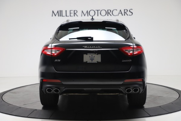 New 2020 Maserati Levante S Q4 GranSport for sale $102,985 at Rolls-Royce Motor Cars Greenwich in Greenwich CT 06830 6