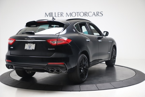 New 2020 Maserati Levante S Q4 GranSport for sale $102,985 at Rolls-Royce Motor Cars Greenwich in Greenwich CT 06830 7