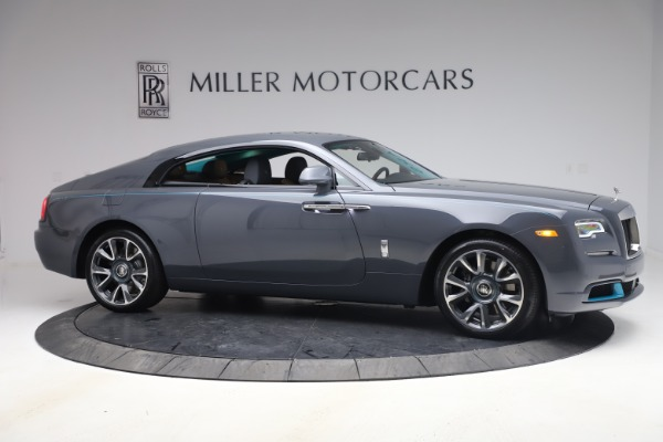 New 2021 Rolls-Royce Wraith KRYPTOS for sale $450,550 at Rolls-Royce Motor Cars Greenwich in Greenwich CT 06830 11
