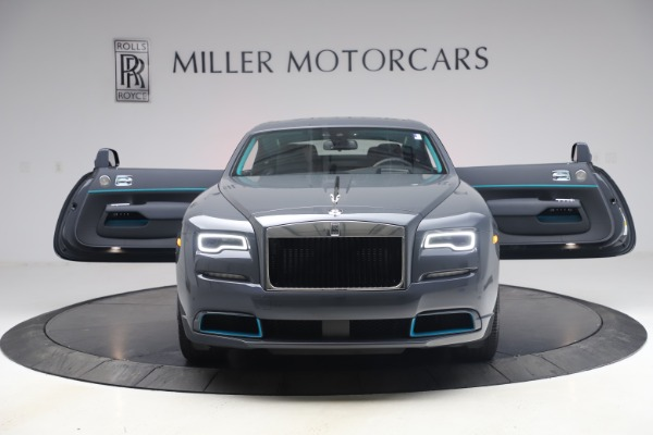 New 2021 Rolls-Royce Wraith KRYPTOS for sale Call for price at Rolls-Royce Motor Cars Greenwich in Greenwich CT 06830 13