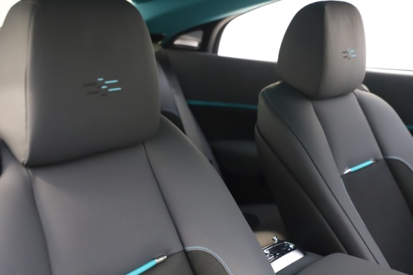 New 2021 Rolls-Royce Wraith KRYPTOS for sale Call for price at Rolls-Royce Motor Cars Greenwich in Greenwich CT 06830 15