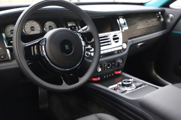 New 2021 Rolls-Royce Wraith KRYPTOS for sale Call for price at Rolls-Royce Motor Cars Greenwich in Greenwich CT 06830 16