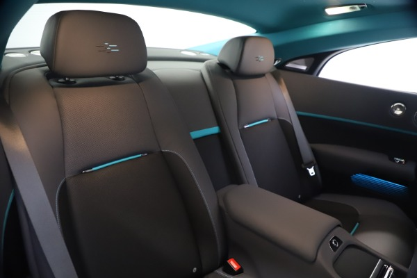 New 2021 Rolls-Royce Wraith KRYPTOS for sale Call for price at Rolls-Royce Motor Cars Greenwich in Greenwich CT 06830 18
