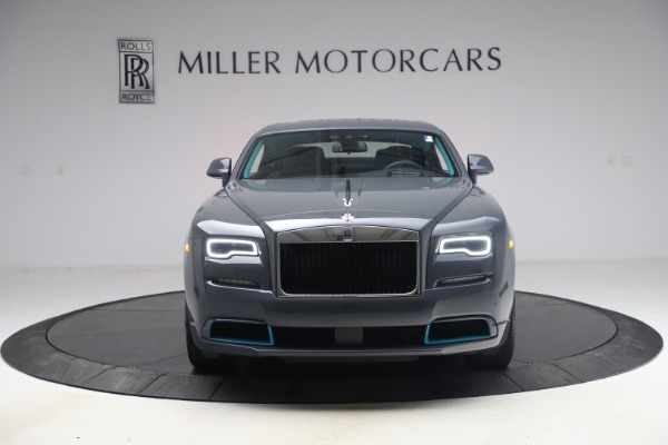 New 2021 Rolls-Royce Wraith KRYPTOS for sale $450,550 at Rolls-Royce Motor Cars Greenwich in Greenwich CT 06830 2