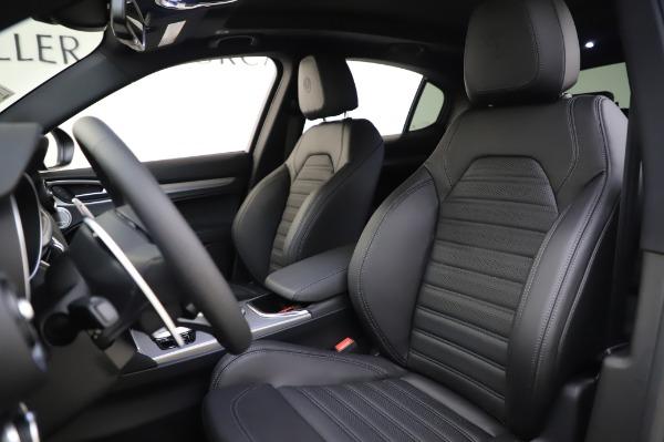 New 2020 Alfa Romeo Stelvio Ti Sport Q4 for sale $52,045 at Rolls-Royce Motor Cars Greenwich in Greenwich CT 06830 14