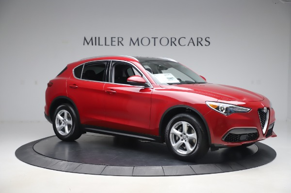 New 2020 Alfa Romeo Stelvio Q4 for sale Sold at Rolls-Royce Motor Cars Greenwich in Greenwich CT 06830 10